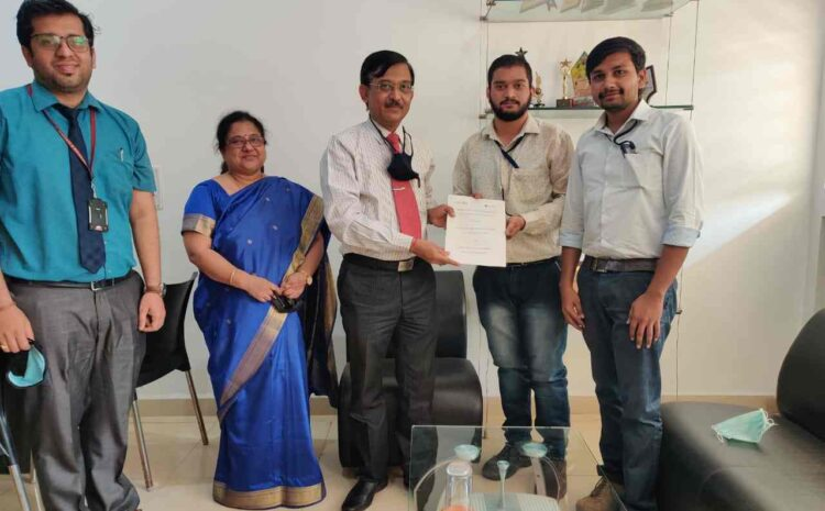 MOU Signed with RFinity Solutions Private Limited